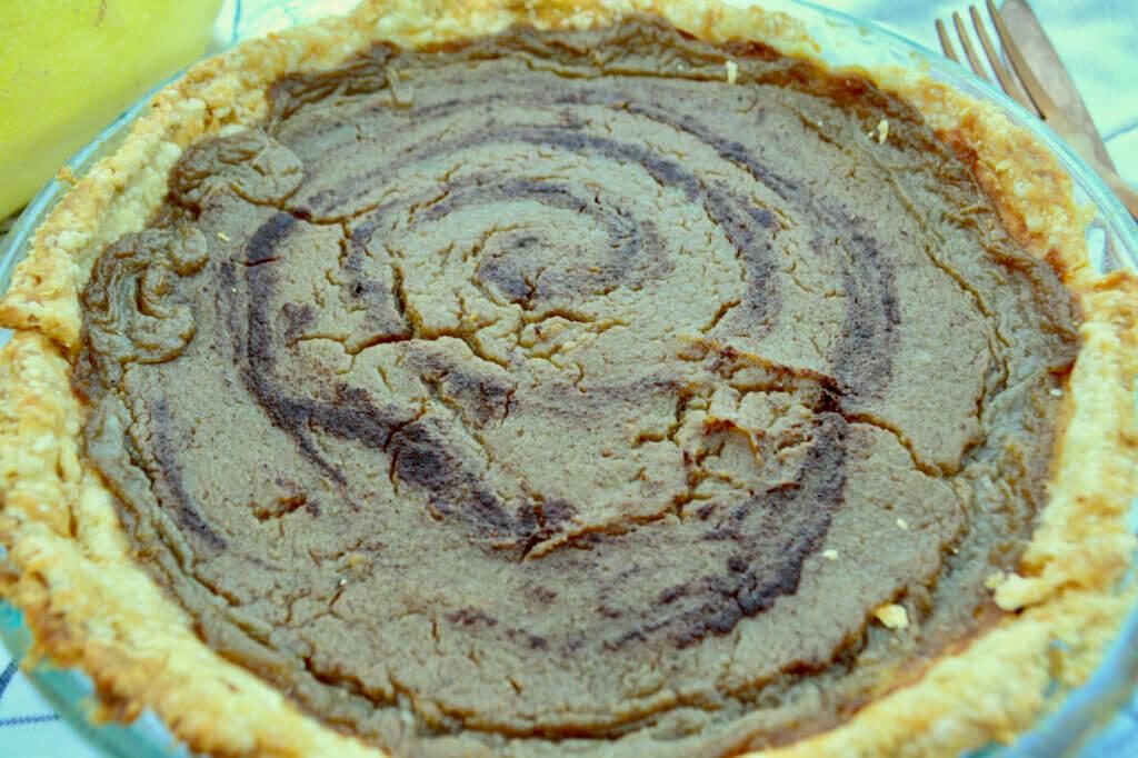 Pumpkin pie made without pumpkin | low potassium | low sodium | renal diet