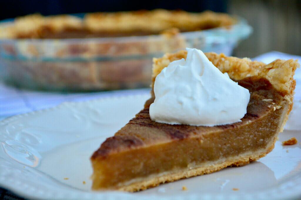 low potassium pumpkin pie