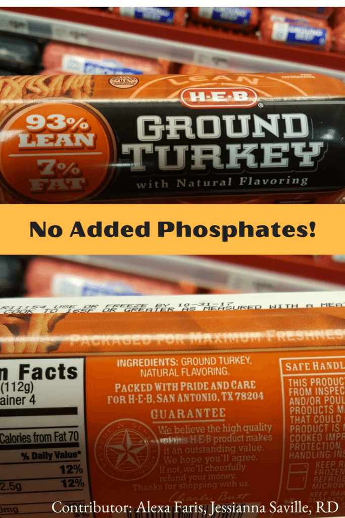 Meat with No Added Phosphates |renal diet|