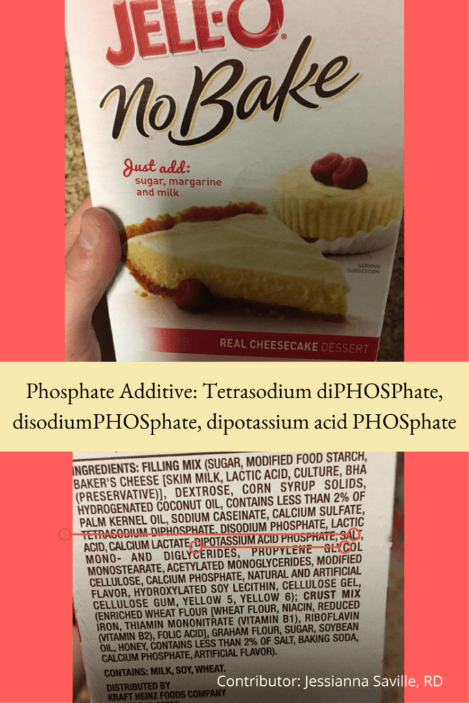 Jello WITH Added Phosphates! |renal diet|