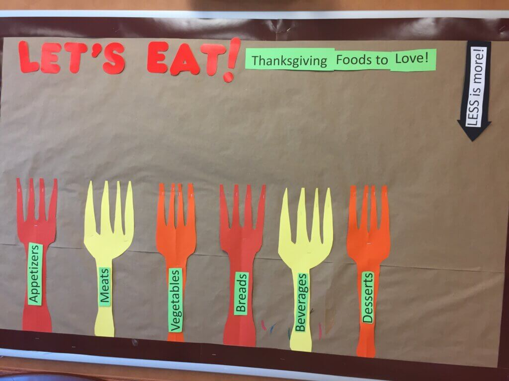 Let S Eat Dialysis Bulletin Board Thanksgiving Meal Ideas For Renal Diet Kidney Rd