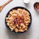 bulgur, renal friendly recipe, pilaf