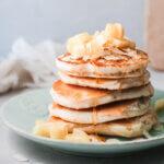 vegan coconut pancake-CKD